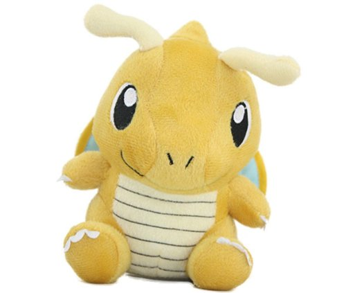 "Pokemon Dragonite 6"" Plush Doll"