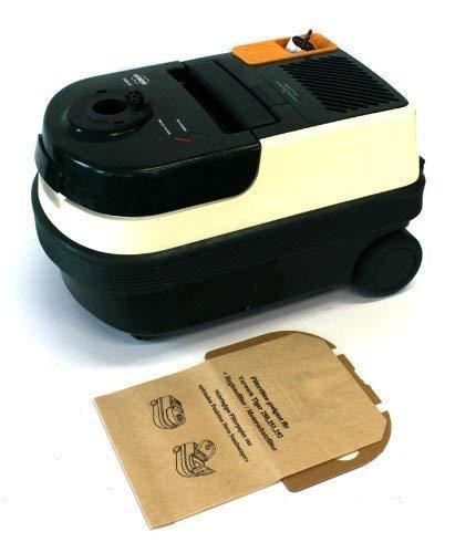 Vorwerk Tiger 251 Grundgerät gebraucht mit 10x neuen Filtertüten +2 Filter (Generalüberholt)