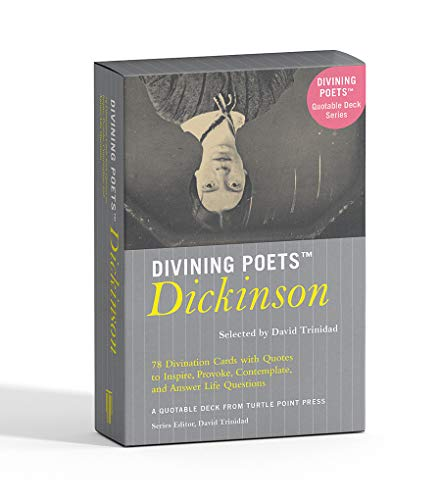 Divining Poets: Dickinson (Divining Poets: A Quotable Deck from Turtle Point Press)