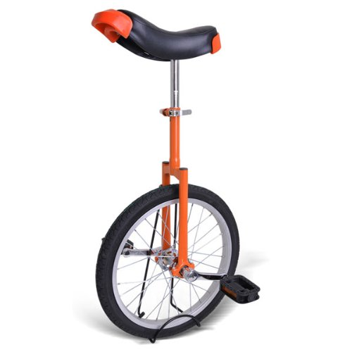 Cheap CHIMAERA 18 Inch Wheel Unicycle (Orange)
