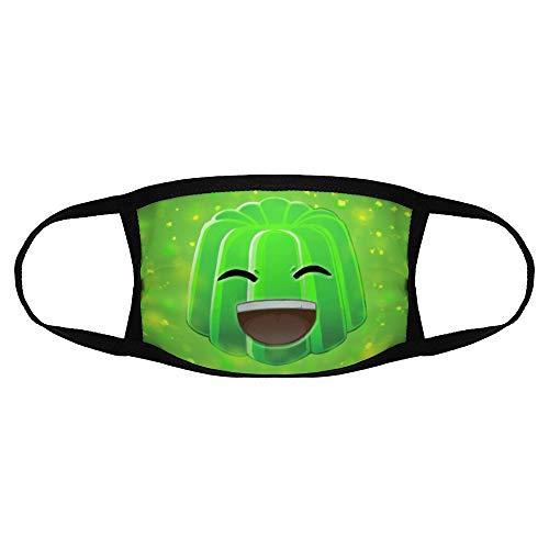 Ruduwu Kids Children Face Masks Jelly Merch Reusable Windproof Anti-Dust Face Mouth Cover Balaclavas