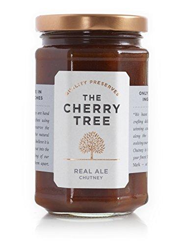 The Cherry Tree - Gemüse Chutney mit britischem Bier / Real Ale Chutney - 320 g