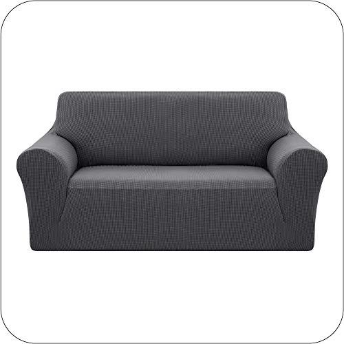 Amazon Brand - Umi Fundas para Sofa Funda Sofa 2 Plazas Elas