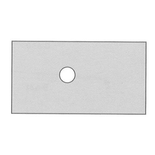 Pitco Pp10613 Fryer Filter Paper Envelope For Models 14Ufm, 18Ufm 100-Pack 63310