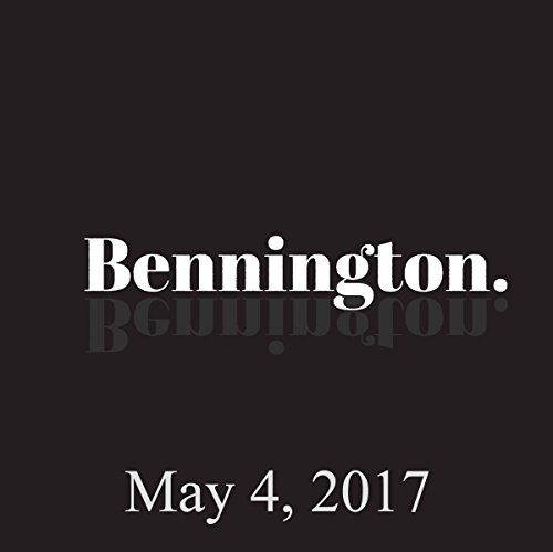 Bennington, Brad Steiner, Rich Vos, and Rory Albanese, May 4, 2017 audiobook cover art