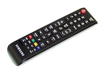 OEM Samsung Remote Control Specifically for Samsung UN60EH6002F UN40H5003 UN40H5003AF LH40HDBPLGA LH46HDBPLGA UN32J5003BFXZA
