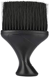 Ruiqas Portable Soft Hair Brush Neck Duster Hairdressing Hair Cutting Styling Cleaning Brush Barber Cleaning Hairbrush Hair Sweep Brush Hairdressing Neck Face Duster Brush Soft Hair Styling Tool