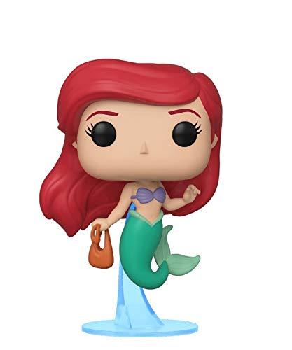 Funko Pop! Disney – Little Mermaid – Ariel (avec sac) # 563 Figurine en vinyle 10 cm Released 2019