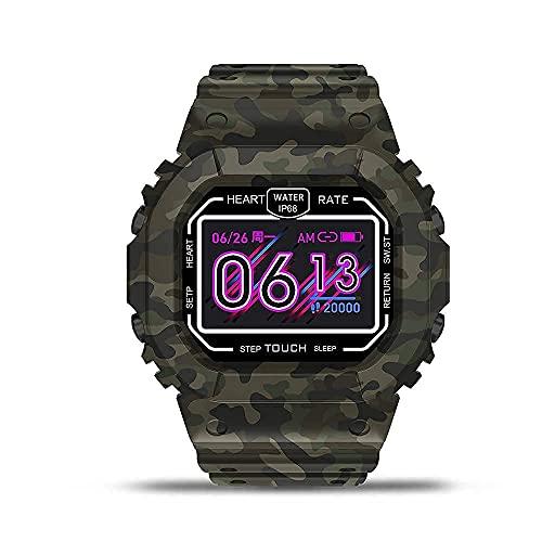 smartwatch sumergible de la marca STF