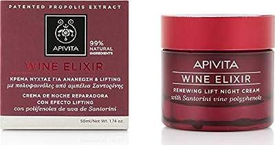 Apivita Wine Elixir Anti-Wrinkle & Firming Night Cream 50ml by Apivita