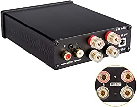 2 Channel Stereo Audio Amplifier Receiver,Ansten Home Stereo Amplifier Mini Hi-Fi Class D Integrated Amp for Home Speakers 50W x 2 with Volume Control TPA3116D2