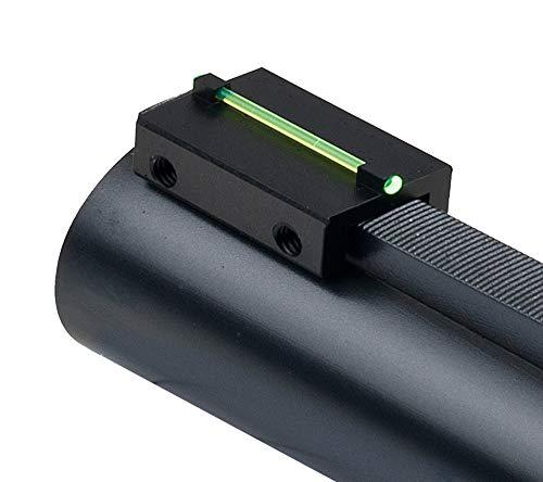 Toni system cod. MR81/MV81 Punto mira Fibra optica para Banda Escopeta ø1,0mm Rojo/Verde (Verde)