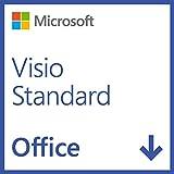 Microsoft Visio Standard 2021(最新 永続版)|オンラインコード版|Windows11、10|PC2台
