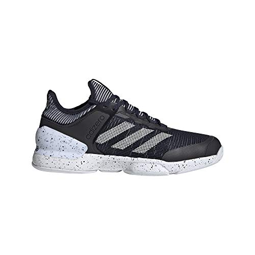 adidas Adizero Ubersonic 2, Scarpe da Tennis Uomo, Tinley/Ftwbla/Tinley, 40 EU