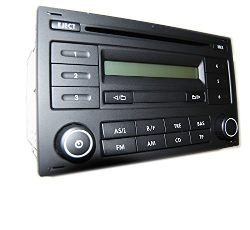 Volkswagen Radio RCD 200 CD Autoradio #23