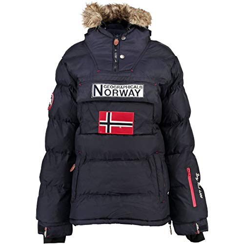 Geographical Norway Chaqueta Mujer Anson Azul Marino