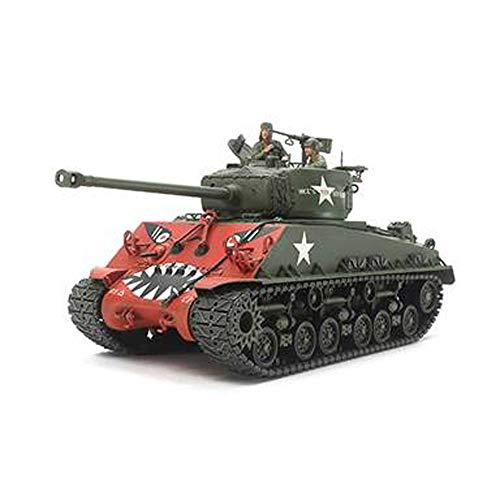 Tamiya America, Inc 1 35 US Tank M4A3E8 Sherman Easy Eight Korean War, TAM35359