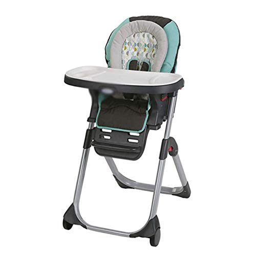 Why Choose ASdf Household Furniture Baby Baby Doll highchair Restaurant high Chair (Color : A)