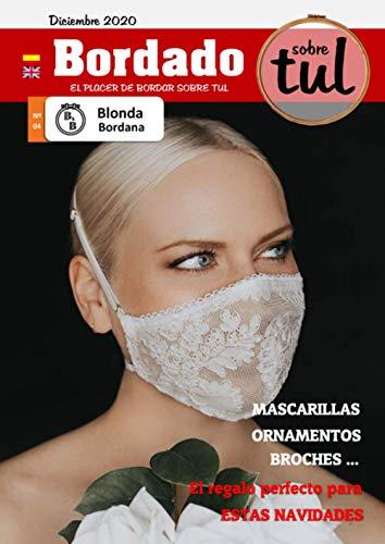 Blonda Bordana 04: revista de bordado en tul
