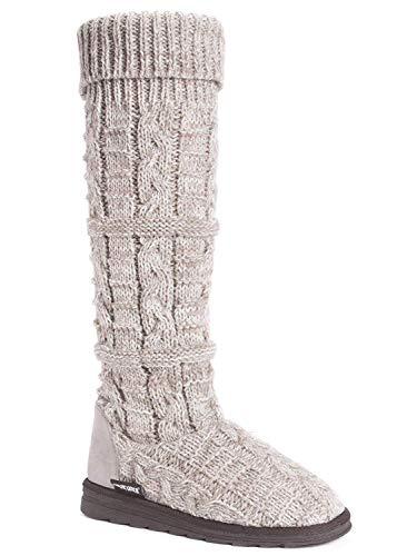 MUK LUKS Damen Women's Boots Shelly, Stiefel, Fairy Dust, 39 EU