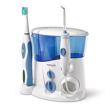 Waterpik Complete Care Water Flosser and Sonic Toothbrush, WP-900