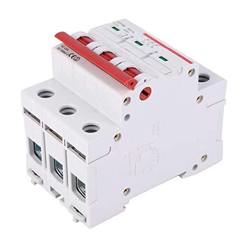 415VAC electrónico de fugas protector de circuito de fuga a protector, interruptor automático, interruptor de circuito de aire for la protección de la iluminación del edificio Sistema de Distribución