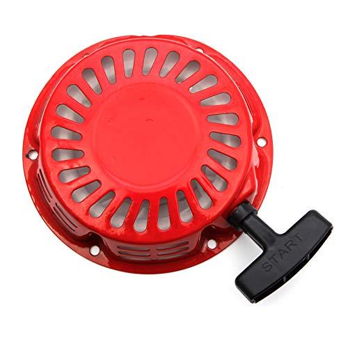 Anladia Seilzugstarter Reversierstarter Handstarter Ersatz Pull Starter Start Montage mit Tasse für Honda GX160 GX120 GX160 GX168 GX200 5.5hp 6.5hp Motor Pumpe Rasenmäher Teile ZH8–013ZA