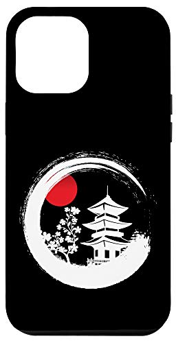 iPhone 12 Pro Max Japanese Art Case Samurai Asian Culture Gifts Case