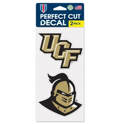 WinCraft NCAA University of Central Florida Perfect Cut Decal (Set of 2), 4