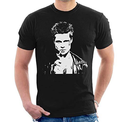 Fight Club Tyler Durden Movie Poster Men's T-Shirt