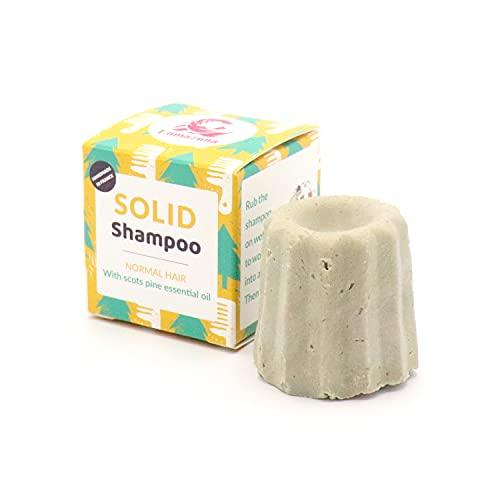 Lamazuna Solid Champú Normal Hair- Scotch Pine