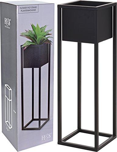 Trendkontor Blumentopfständer aus Metall in 3 versch. Größen (70 cm)