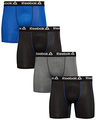 REEBOK CrossFit Compression Training Shorts Black Dark Grey NEW Mens Sz M