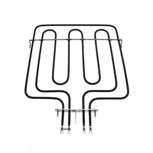 RESISTANCE Grill (Qualität) 1800W + 800W Kohlebürsten für Backofen Arcelik, ATAG, BL
