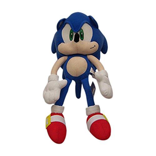 Amazon Com Ge Animation Sonic The Hedgehog 20 Sonic Plush Toys