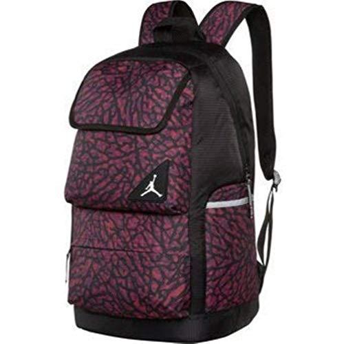 Nike Gym Red Elephant Air Jordan Jumpman All World Gym School Laptop Bag Backpack Books Sports Equipment