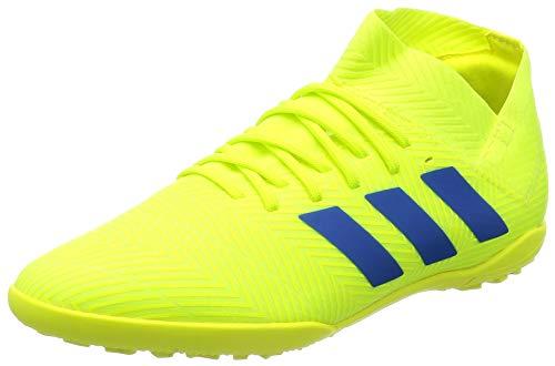 Adidas Nemeziz 18.3 TF J, Botas de fútbol Unisex niño, Multicolor (Multicolor 000), 28.5 EU