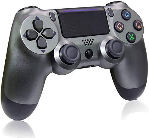 Controlador sem fio para PS4 - Joystick remoto para Sony Playstation 4 com cabo de carregamento e choque duplo