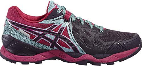 ASICS Gel Fuji Endurance Plasmashield Donna Scarpe da Trail Running - Pink-6.5