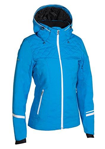 Phenix Damen Diamond Dust Jacket Skijacke, Blue, 34