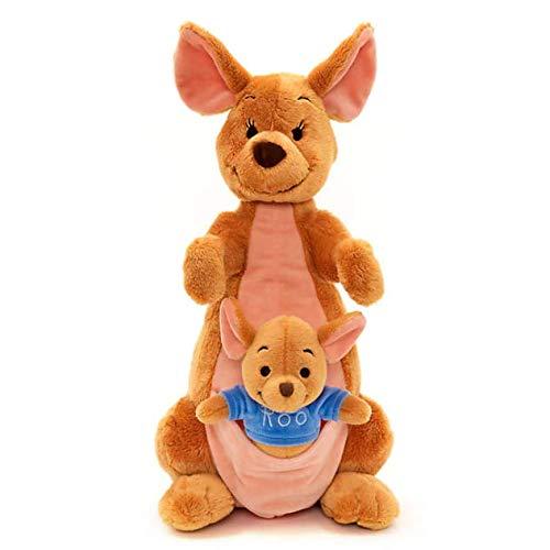 Disney Store Peluche Medio Kanga Roo Ritorno Al Bosco dei 100 Acri Winnie The Pooh Originale