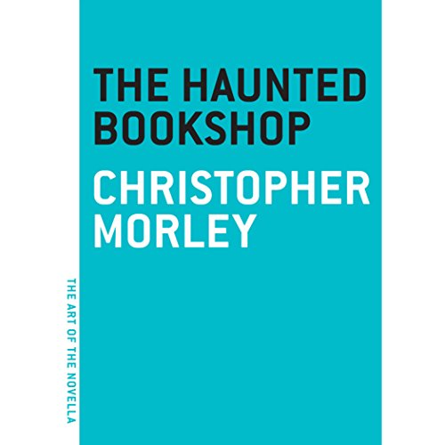 The Haunted Bookshop audiobook cover art