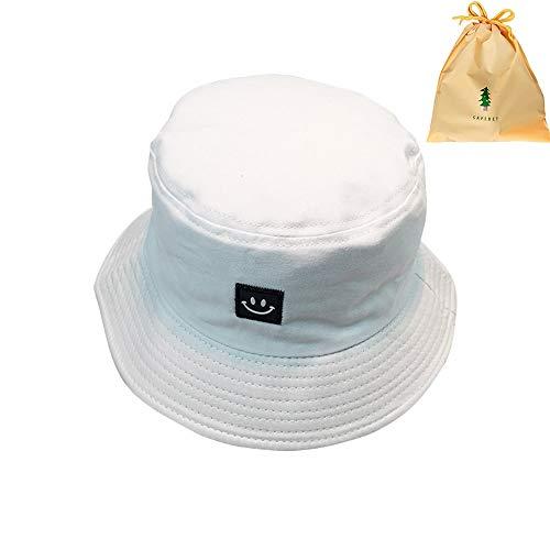 NvWang Sombrero Pescador, Aire Libre Sombrero Tela de algodón y Poliéster Unisex Aire Libre Sombrero de ala Ancha Borde Redondo 56-58cm Sombrero para el Sol para Excursionismo Cámping De Viaje Pescar