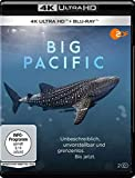 Big Pacific (4 Episoden plus Making of) [UHD-Blu-ay] [Blu-ray]