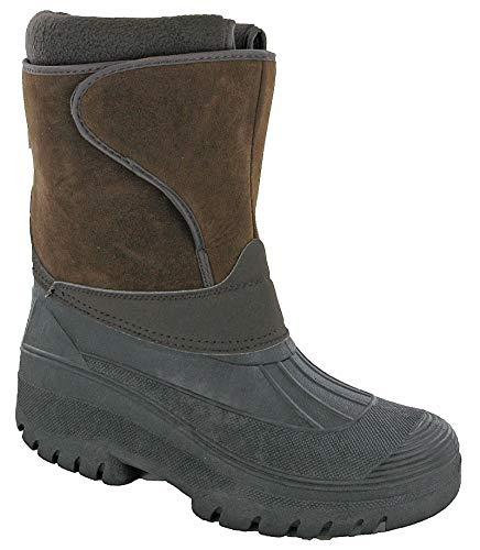 Groundwork Snow Winter Ice Boots Wellingtons Calf 1/2 Mens UK 7-11 (UK 11 /...
