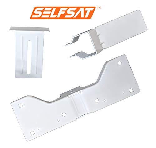Selfsat Original Fensterhalterung Set für H30 / H21 Antennen