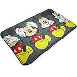 Amanda Walter Welcome Entrance Door Mats Non-Slip Mi-Ckey Mouse And Min-Nie Mouse Doormat And Dog Mat Suitable For Indoor Outdoor Floor Mats Shoe Scraper CARPET-1693