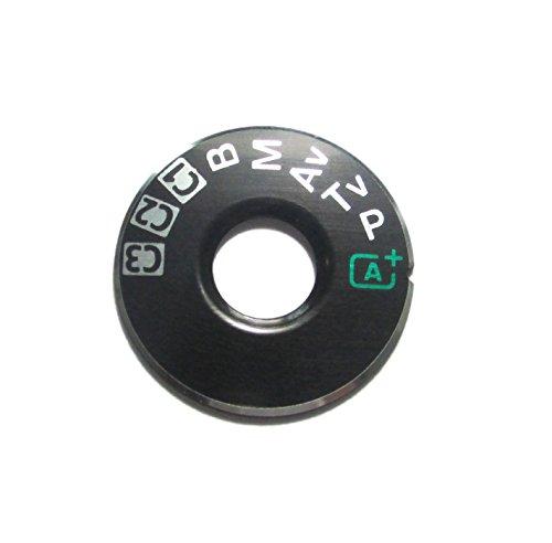 Modo Dial Plate interfaz Tapa para Canon EOS 5d mark iii 5D35DIII cámara Digital de repuesto parte