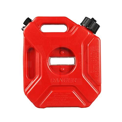 Vaorwne 3 Liter Kraftstoff Tank Kunststoff Ersatz Kraftstoff Tank Tanker Benzin Container Kraftstoff Tank Motorrad ATV
