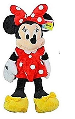 Disney Minnie Mouse Plush Toy -- 17''